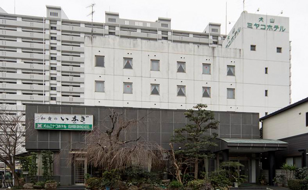犬山ミヤコホテル